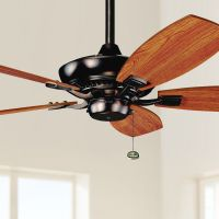 Chrome, Ceiling Fan With Light Kit Ceiling Fans | Lamps Plus