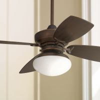 "36"" Outlook Oil-Rubbed Bronze Ceiling Fan - #M2747 