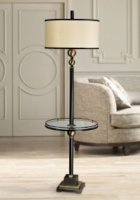 Uttermost Revolution End Table Floor Lamp - #R7743 | Lamps ...