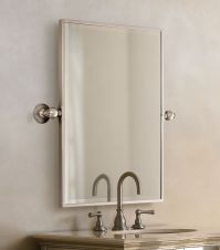 Book Of Bathroom Mirrors Nickel Finish In Singapore By Mia