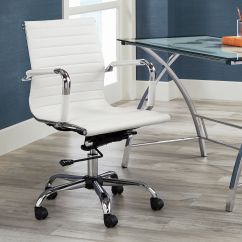 Office Desk Chairs Gaming Chair Sale New Home Lamps Plus Serge White Low Back Swivel