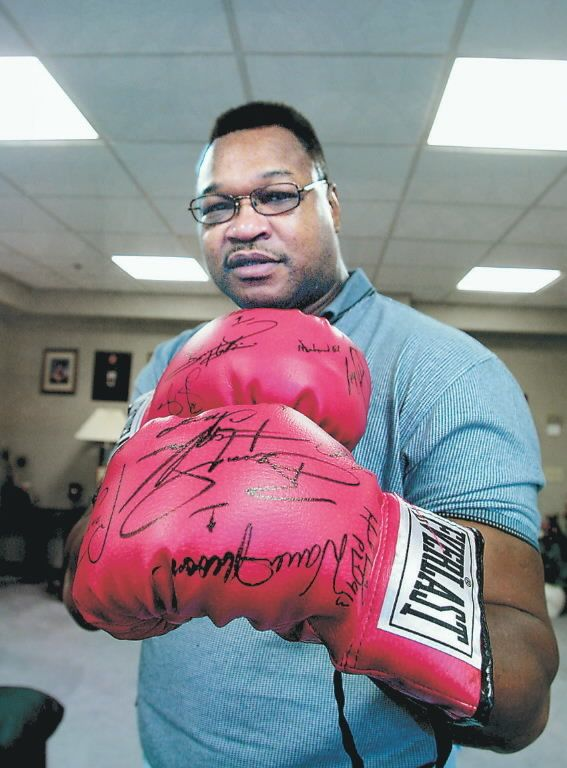 Five Questions Larry Holmes Discusses His New Diploma Easton NID And Ken Norton