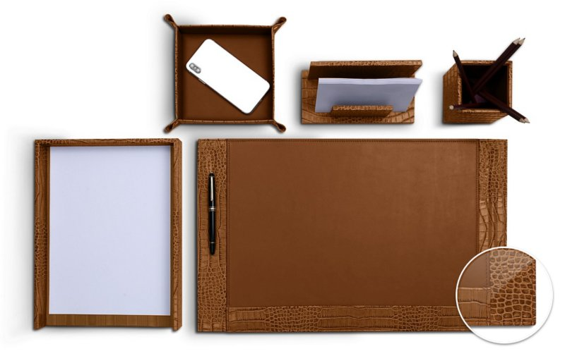 Office Leather Accessories