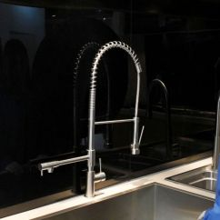 Kitchen Water Faucet Ninja System Pulse Bl201 China Stainless Steel With Spray Shower Head