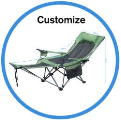 Double Camping Chairs Folding Extra Large Bean Bag Chair China Outdoor Portable Leisure Fabric Beach