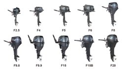China Outboard Motor, Outboard Motor Manufacturers