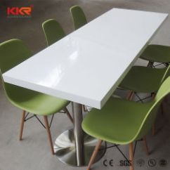 Custom Restaurant Tables And Chairs Walmart Baby High Price China Size Furniture Stone Square Dining Table