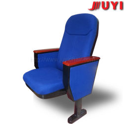 wood chair parts suppliers glides for metal chairs china auditorium manufacturers jy 615s outdoor 4d motion stackable english movies part with armrest movable church