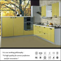Kitchen Cabinet Price Soup Volunteer Houston Blue Cabinets China Colour Laquer Faced Fy5632