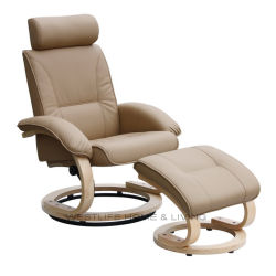 recliner chair with ottoman manufacturers walking stick singapore china bentwood recliners leather relax set