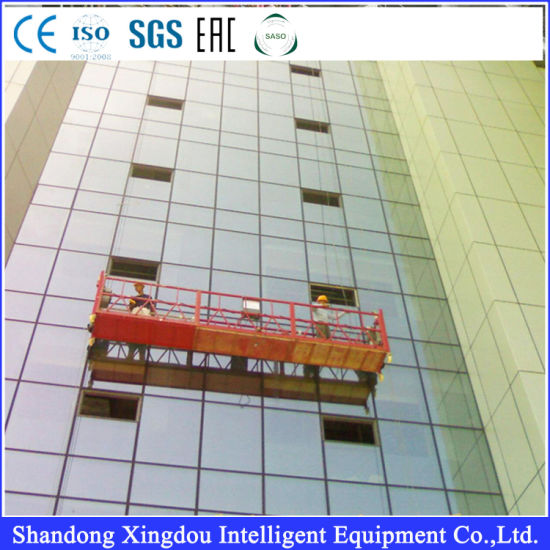 china elevation construction site