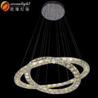 China LED Crystal Pendant Lamp Light, Modern Ceiling ...