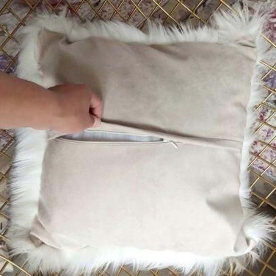 faux fur pillow covers fur pillow cover