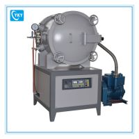 China Large Furnace Pid Control Laboratory Vacuum ...