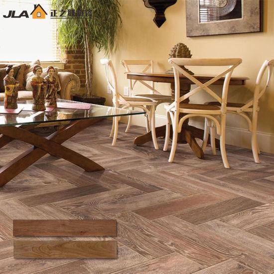15x80cm porcelain rustic style wood look tiles ceramic tiles