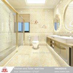 Kitchen Wall Tiles Chairs On Rollers China Building Material Ceramic Bathroom Ivory Color Tile Vw36d516 300x600mm 12 X24