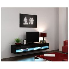 Modern Living Room Cabinets White Table Set China Cabinet Design Wall Mount Floating Tv Stand
