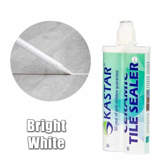 moonlight silver color high flexibility water repellent best grout sealer porcelain tile for eco friendly decoration