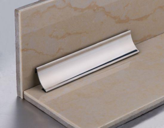 stainless steel sus304 316 quarter round corner tile trim