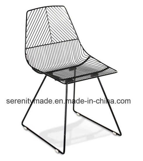 metal stacking chairs outdoor chair cover rentals fort worth china wholesale modern wire restaurant
