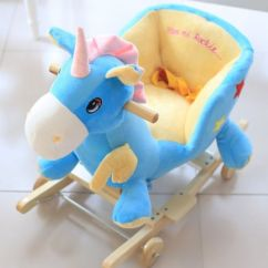 Animal Rocking Chair Chairs For Office Desk China Stuffed Horse Toys Wooden Pictures Photos