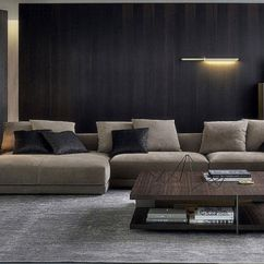 Living Room Fabrics Layout Ideas Pictures China Furniture Italy Modern L Shape Sectional Fabric Sofa Corner