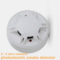 4 Wire Photoelectric Smoke Detector Parts Of A Lily Diagram China Unique Designer 2 Network For Home Security Alarm System