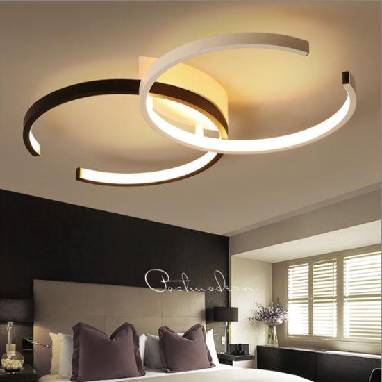 modern flush mount led ceiling lighting