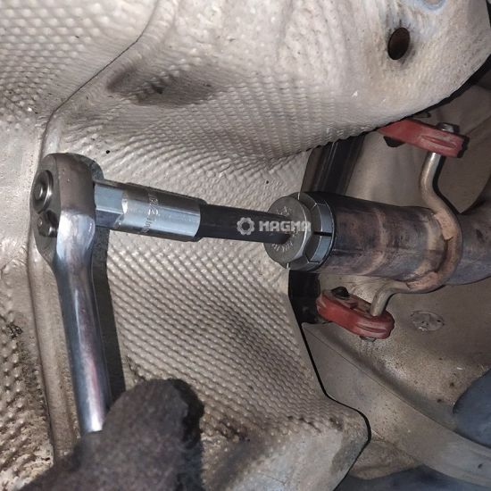china 3 pcs tail pipe expander exhaust