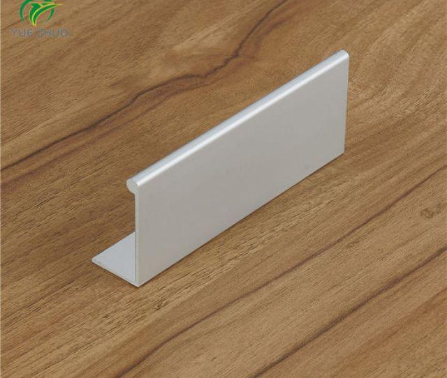 Furniture Hardware Simple Kitchen Drawer Pulls Finger Edgr Handle