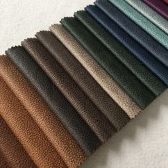 Suede Sofa Fabric Billige Sofaborde Lagersalg China Good Rubbing Resistant Weft Knitted