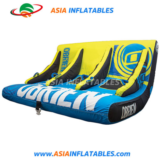 crazy sofa ride blue velvet chesterfield uk china giant mobile towable safe inflatable ufo for water game fun