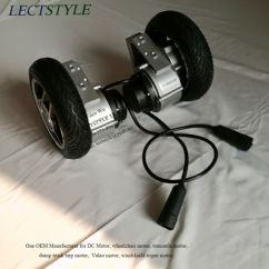 Wheel Chair Motor Hair Salon Chairs For Sale China 24v 250w Dc Left Right Electric Power Brushless Wheelchair With Joystick Lever And Controller
