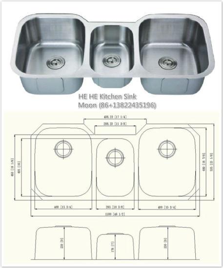 china undermount sink stainless steel