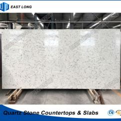 Kitchen Tabletops White Furniture China Stone Quartz Slab For Countertops Table Tops With Sgs Report Marble Colors