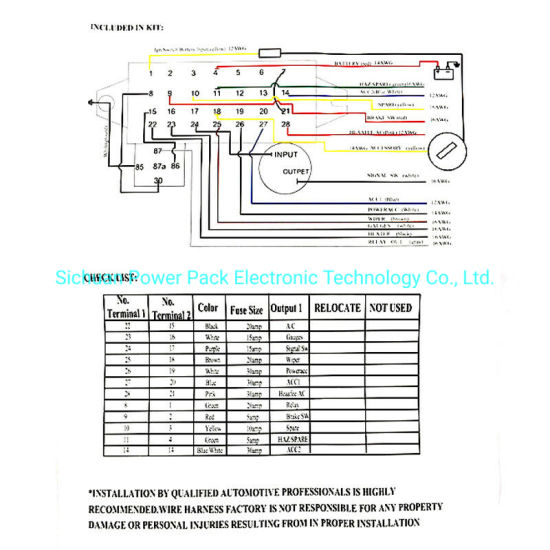 universal car wiring diagram  wire diagram for 3 way switch