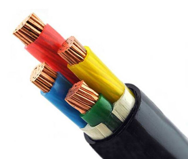 Aluminium Or Copper Pvc Insulated Pvc Sheathed Non Armoured Cable