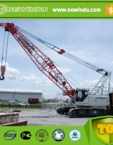 Hot sale ton crawler crane zoomlion quy with competitive price also china rh newindu ende in