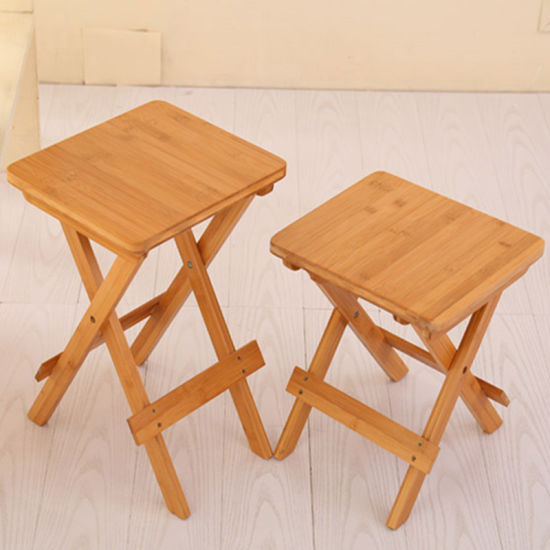 portable study chair minnie mouse table and chairs b m china bamboo folding living room furniture