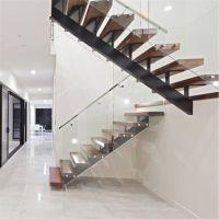 China Interior Frameless Glass Railing Design for U Shape ...