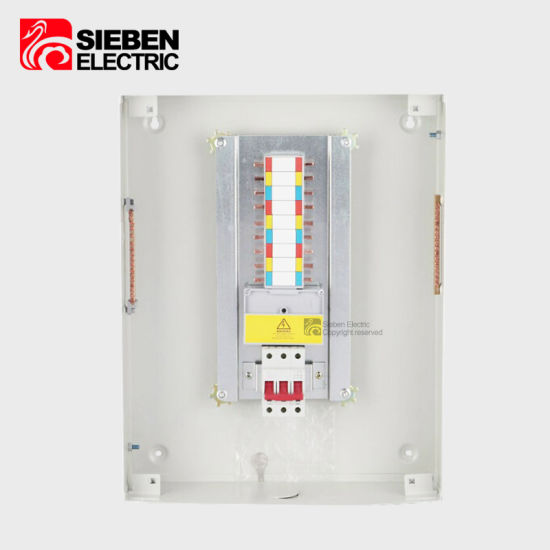 6 way tpn distribution board tree diagram microsoft word china factory direct sales busbar type steel box