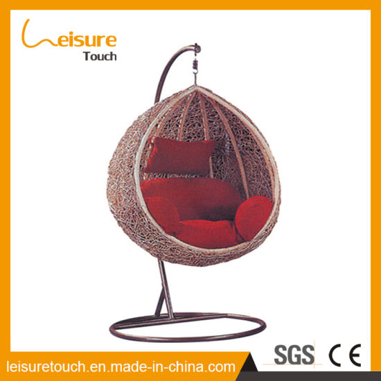 wicker hammock chair resin rocking white china synthetic pe rattan woven patio furniture outdoor garden swing pictures photos