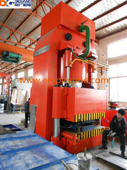 china 2000t hydraulic press