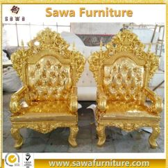Kings Chair For Sale Desk Office Max China Commercial Use Antique Gold King Throne