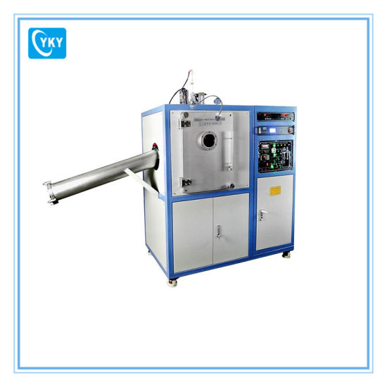 vacuum melt spinning system