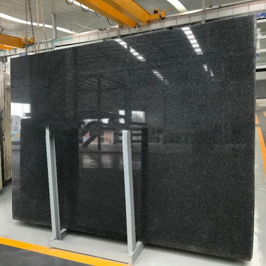 style stone black granite tile 24x24