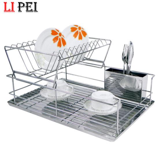 304 stainless steel kitchen drainer