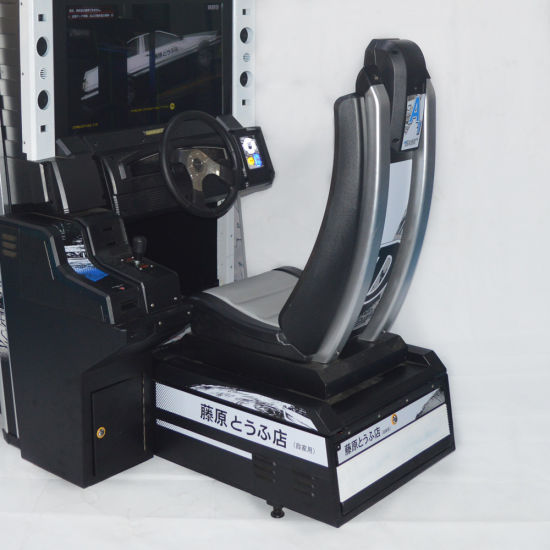 coin operated racing game