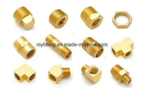 Oem Hot Selling Brass Thread Elbow Nipple Tee Pipe Fitting Brass Connectors For Plumbing System With Factory Price China Brass Fittings Brass Fitting Made In China Com