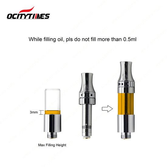 China Vertical Ceramic Coil C19-Vc E-Cigarette Disposable